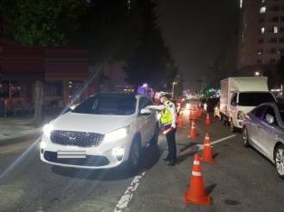 연말연시 음주운전 집중단속, 음주운전 동승자  적극 처벌