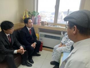 천안 모 대학병원 의사 폭행 사건 유죄 판결