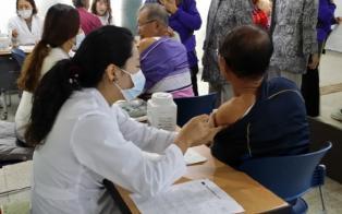 대전시, 60~74세 코로나19 예방접종 예약률 81.6%