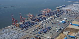 해양수산부 수출입물류 정상 가동 최선의 노력